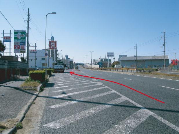 国道26号線(第二阪和)・大阪方面からお越しの方