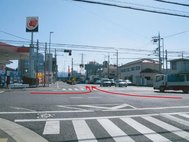 国道26号線(第二阪和)・和歌山方面からお越しの方